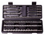 electric hammer drill bit set